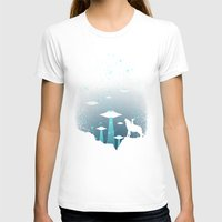 contact T-shirts featuring Contact by filiskun