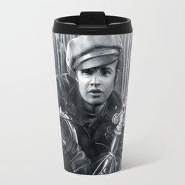 Marlon Brando, 1953 Travel Mug