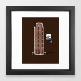 Italyc Framed Art Print