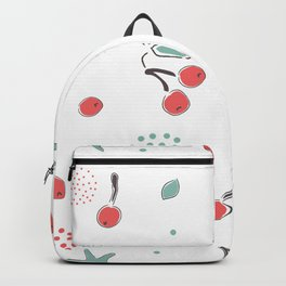 My Cherry Backpack