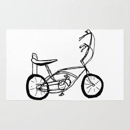 Schwinn Stingray Bicycle Rug