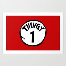Thingy1 Art Print