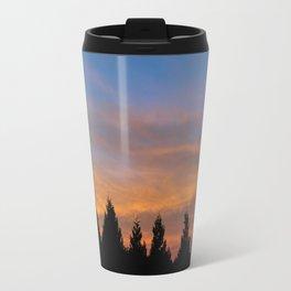 Bellingham, WA November Sunrise 1 Travel Mug