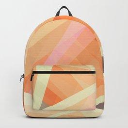 Abstract Geometric Shape 06 Backpack