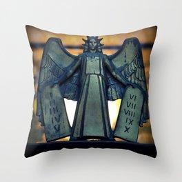 Thou Shalt Throw Pillow