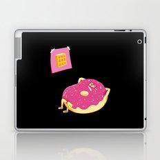 DONUT GIVE UP Laptop & iPad Skin