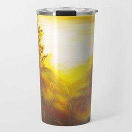 Dancing Sunset Travel Mug