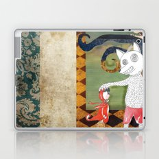 Little Red Riding Hood II Laptop & iPad Skin
