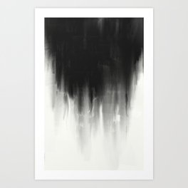 Wipe the Dream Art Print