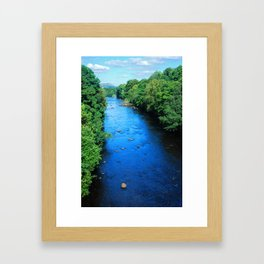 River Tay, Scotland Framed Art Print