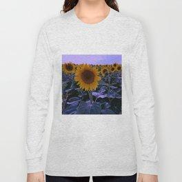 sunflower wonderland Long Sleeve T-shirt