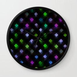 Awash in the Dark Wall Clock