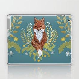 Fox Brown Laptop & iPad Skin