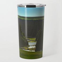 Sea Stacks at Duncansby Head Travel Mug