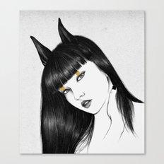 Cirque III Canvas Print