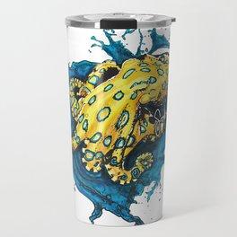 Blue-ringed octopus Travel Mug