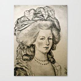 Marie Canvas Print
