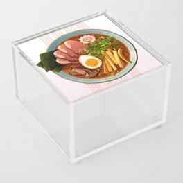 Ramen Acrylic Box