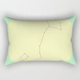 SCORPIO (PASTEL DESIGN) Rectangular Pillow