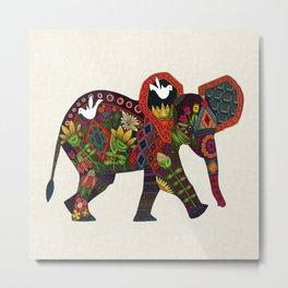 little elephant Metal Print