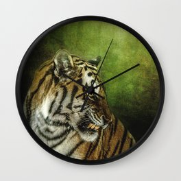 Who Goes There Wall Clock