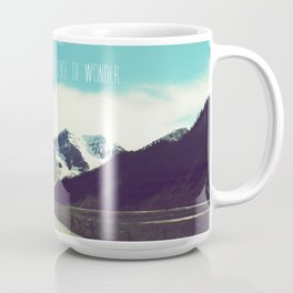never lose your sense of wonder Coffee Mug