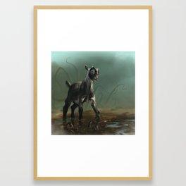 Cthulhu Awakens Framed Art Print