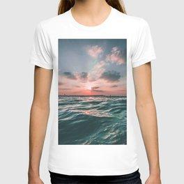 Deep Green Float T-shirt