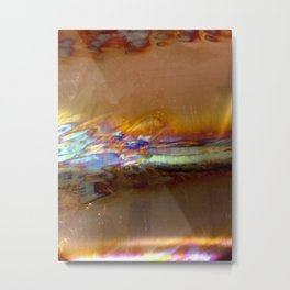 copper blaze Metal Print