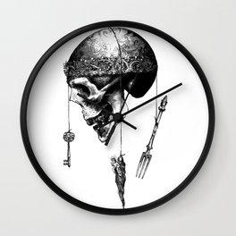 HUMAN FORM DEVINE / no 4 Wall Clock