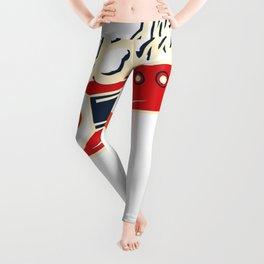 The Front Bottoms Leggings