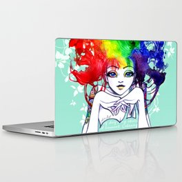 Spectra Laptop & iPad Skin