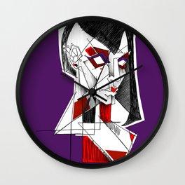 electro 3 Wall Clock
