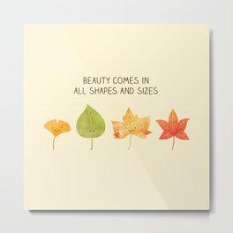 Autumn inspiration Metal Print
