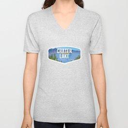 Crater Lake National Park Gift Souvenir Unisex V-Neck