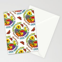 Created by Mother Nature.... Stationery Cards