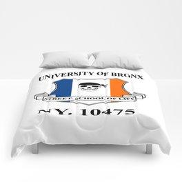 Bronx University Comforters