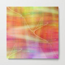 Abstract pattern no. 8 Metal Print