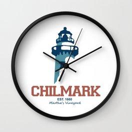 Martha's Vineyard, Chilmark Wall Clock