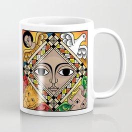 THE FOUR LIVING CREATURES Coffee Mug