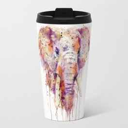 Elephant Head Travel Mug