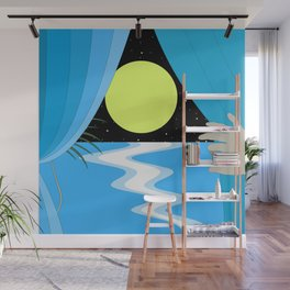 Midnight Paradise Wall Mural