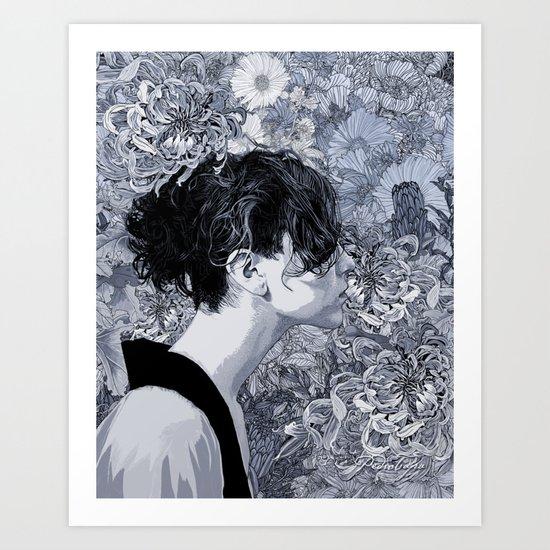 Searchin' Art Print