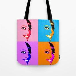 Keisha D POP! 4 Color Tote Bag