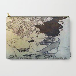 I Kissed A Girl Carry-All Pouch