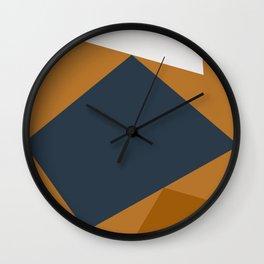 Abstract Geometric 26 Wall Clock