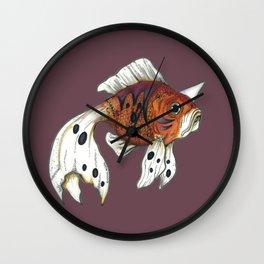 Seaking Wall Clock