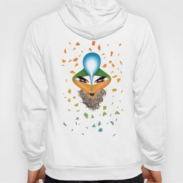 Color Blocker Hoody