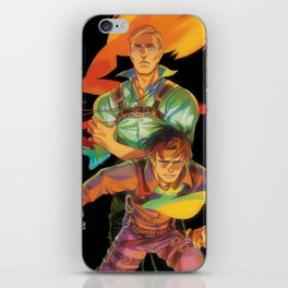 The Unbreakable Wall iPhone Skin