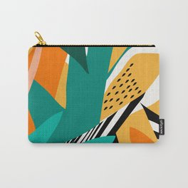 Jungle Abstract Carry-All Pouch